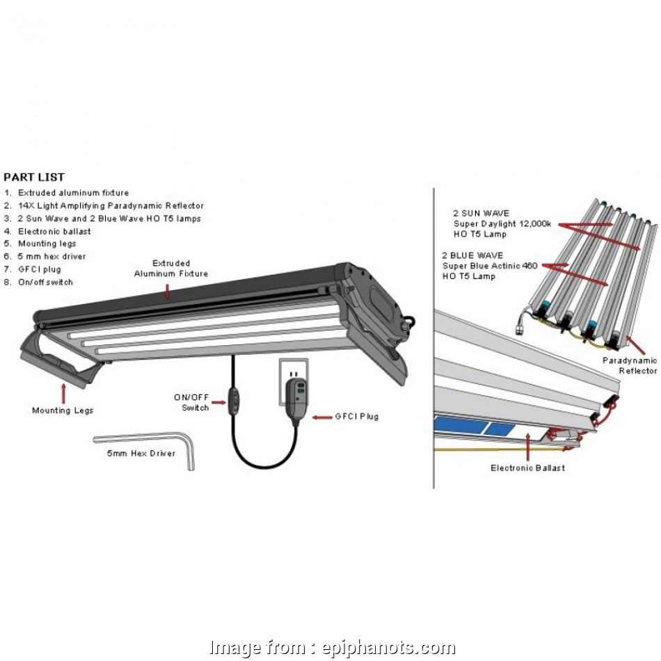 Wiring A Fluorescent Light Fixture Perfect Lamp Fixtures