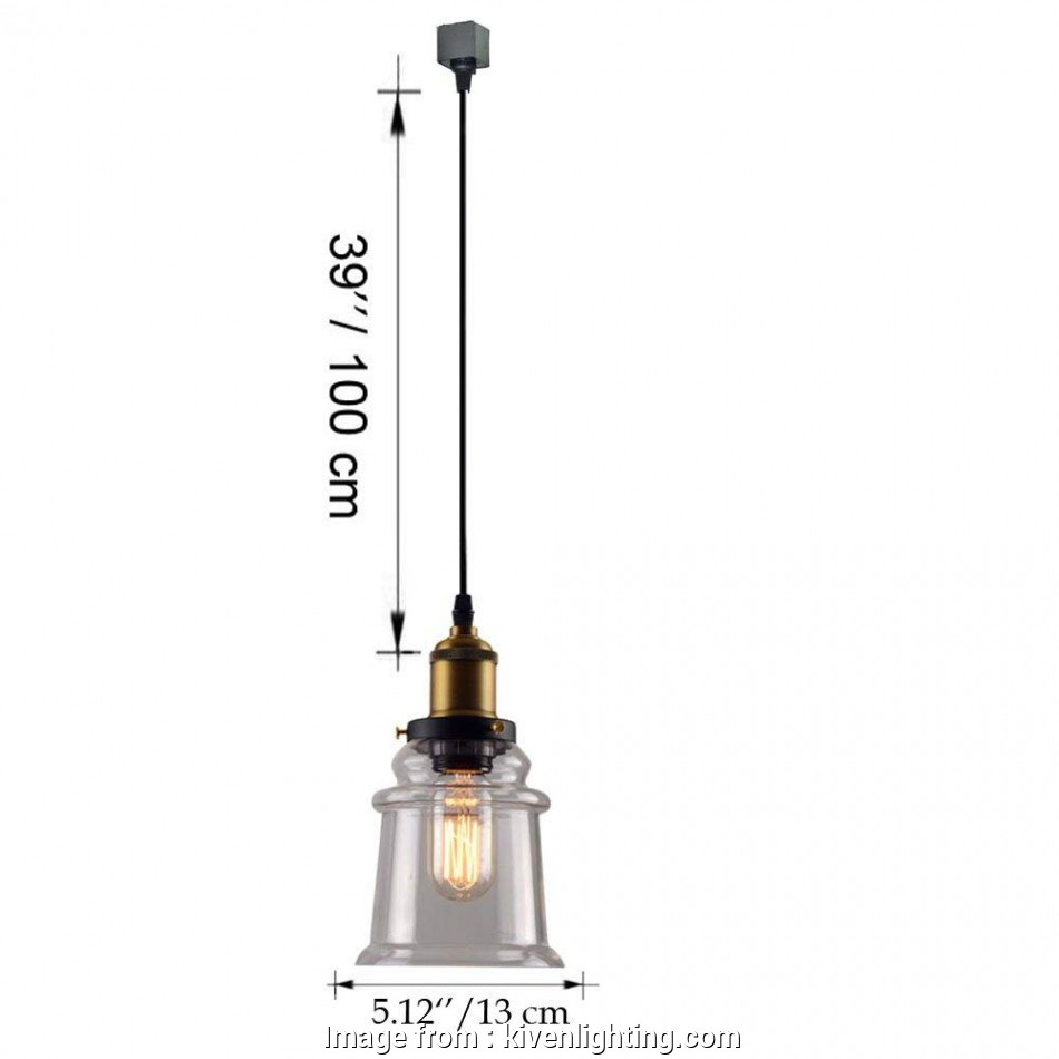 wiring a light bulb fixture KIVEN H-Type 3 Wire Miniature Pendant Track Lighting Fixture Restaurant Chandelier Decorative Chandelier Instant Pendant Industrial Factory Glass Pendant 8 Creative Wiring A Light Bulb Fixture Collections