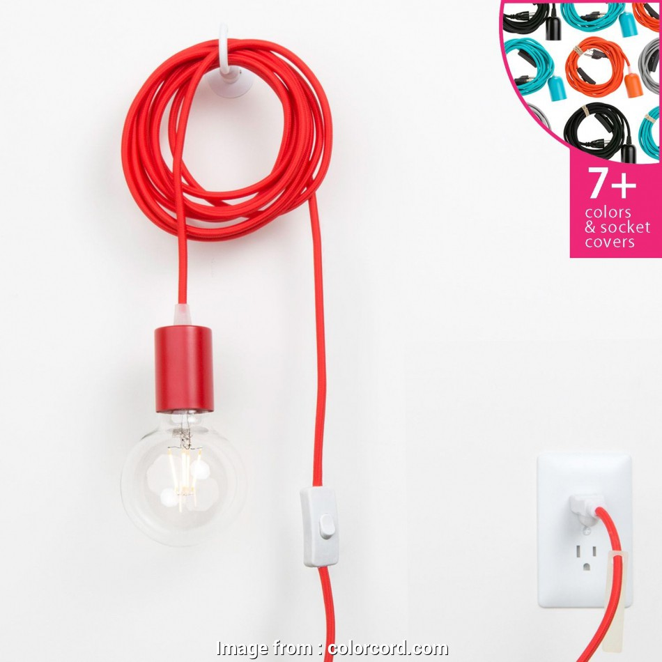 wiring a light fixture colors Metal Plug-in Pendant Light Fixture 13 Practical Wiring A Light Fixture Colors Solutions