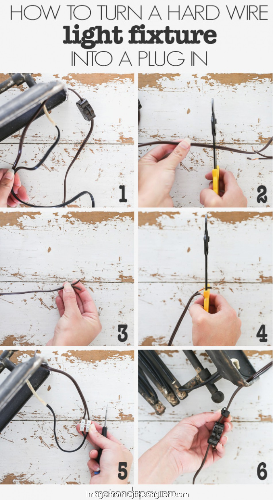 Wiring A Light Fixture Colors Professional How To Turn A