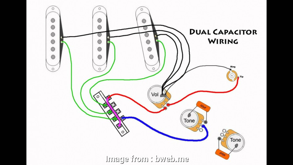 Wiring A Strat 5  Switch Professional Fender Stratocaster