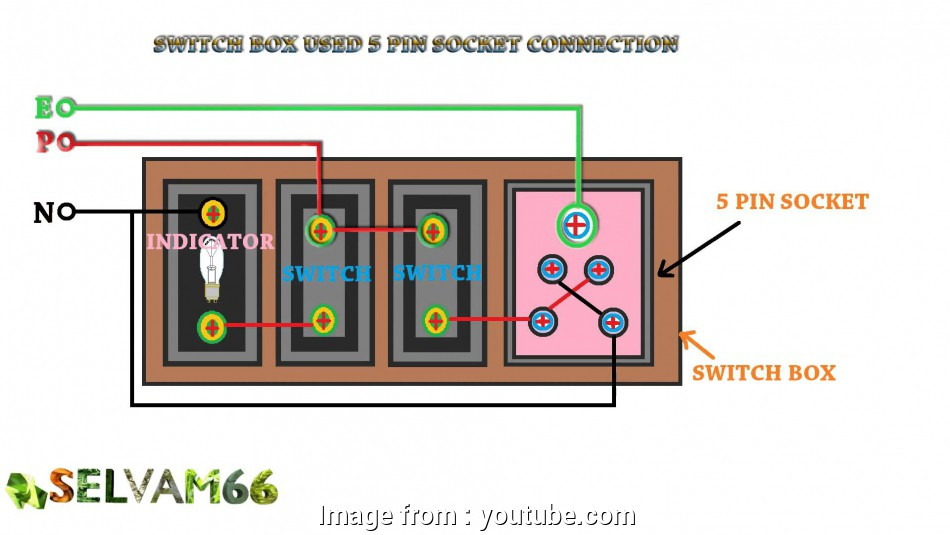 wiring a switch box how to connection switch, use 5, socket.switch, connection, junction, connection., YouTube 9 Fantastic Wiring A Switch Box Ideas