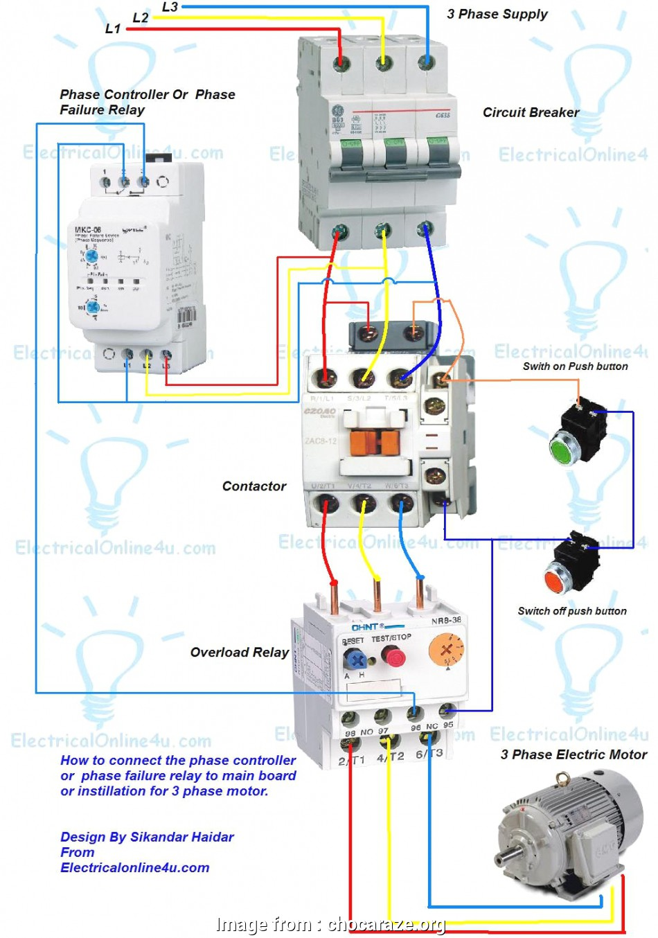 "3 Pole Contactor Wiring Diagram - Get Rid Of Wiring Diagram ...  Pole Contactor Wiring Diagram Dimmer on 208 3 phase wiring diagram, hvac defrost switch diagram, 3 pole solenoid wiring diagrams, 3 pole definite purpose contactor, 3 pole electrical switch wiring, 8145 20"" electric defrost diagram, square d motor starter wiring diagram, 3 pole double throw contactor, single phase reversing contactor diagram, 3 pole switch diagram, 3 phase motor connection diagram, reversing single phase motor wiring diagram, 3 pole relay diagram, 3 pole relay 120v, magnetic motor starter wiring diagram, relay wiring diagram, power transformer wiring diagram, motor star delta starter diagram, 3 pole contactor air conditioning, valve wiring diagram,"
