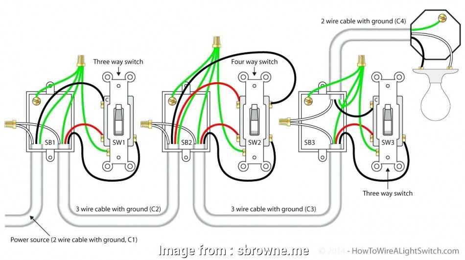 Wiring A Switch To Multiple Lights Practical 4  Switch Wiring Diagram Multiple Lights Electrical
