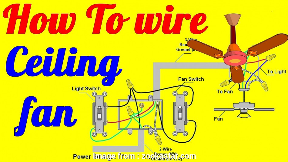 wiring ceiling fan with light one switch Ceiling, With Light Wiring Diagram, Switch, Wiring A Ceiling, With Light With E Switch 9 Nice Wiring Ceiling, With Light, Switch Pictures