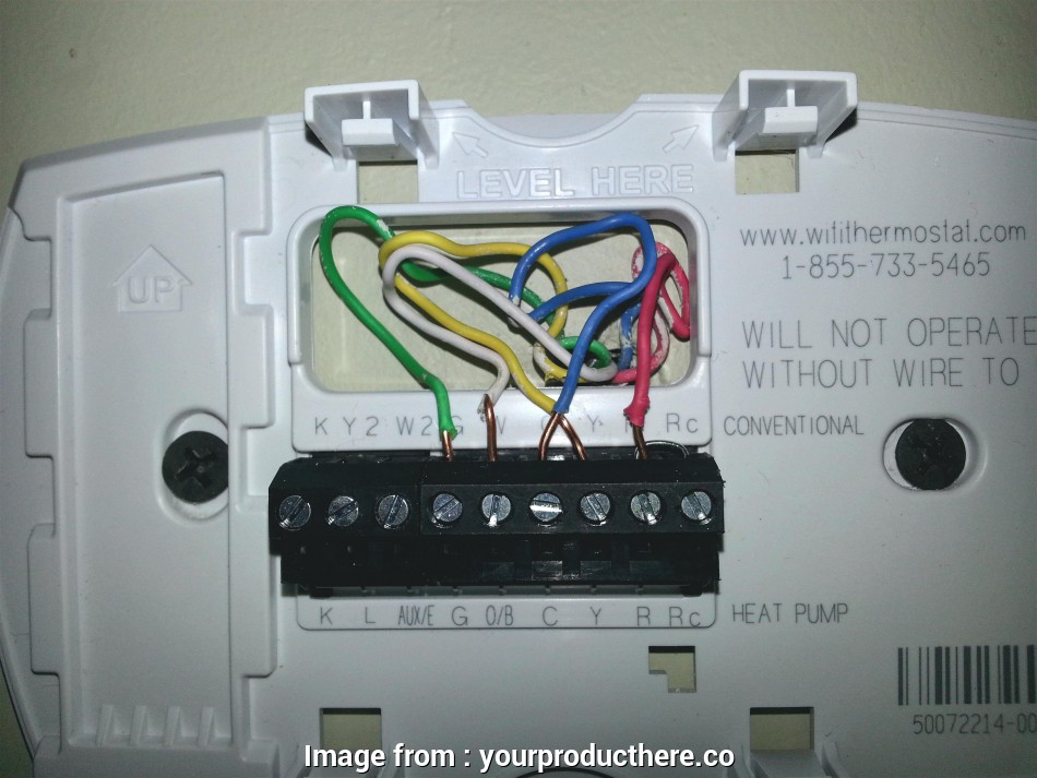 14 Most Wiring Diagram  Honeywell Rth3100c Thermostat