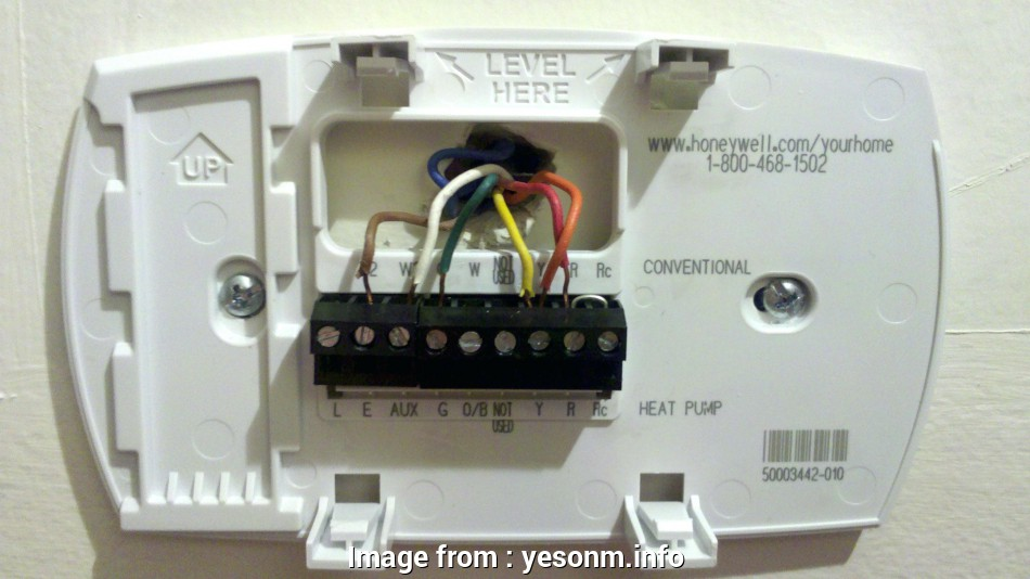 Wiring Diagram  Honeywell Thermostat Rth2300b Cleaver