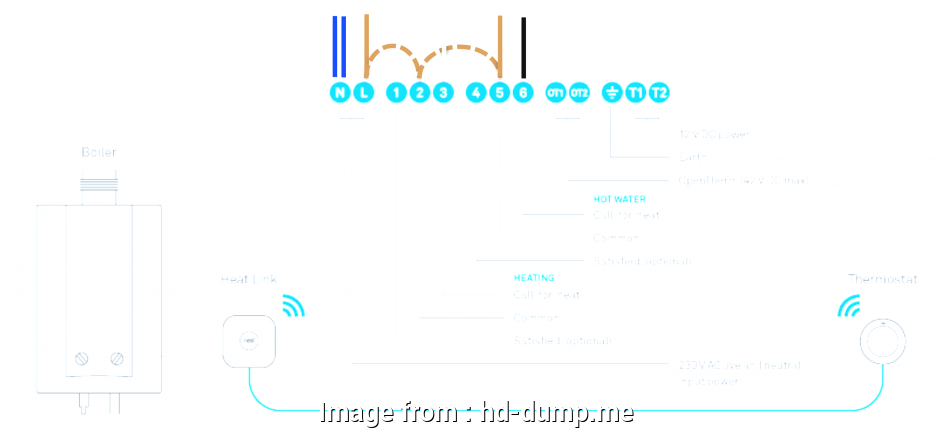 Wiring Diagram, Nest Thermostat With Humidifier Creative Aprilaire on