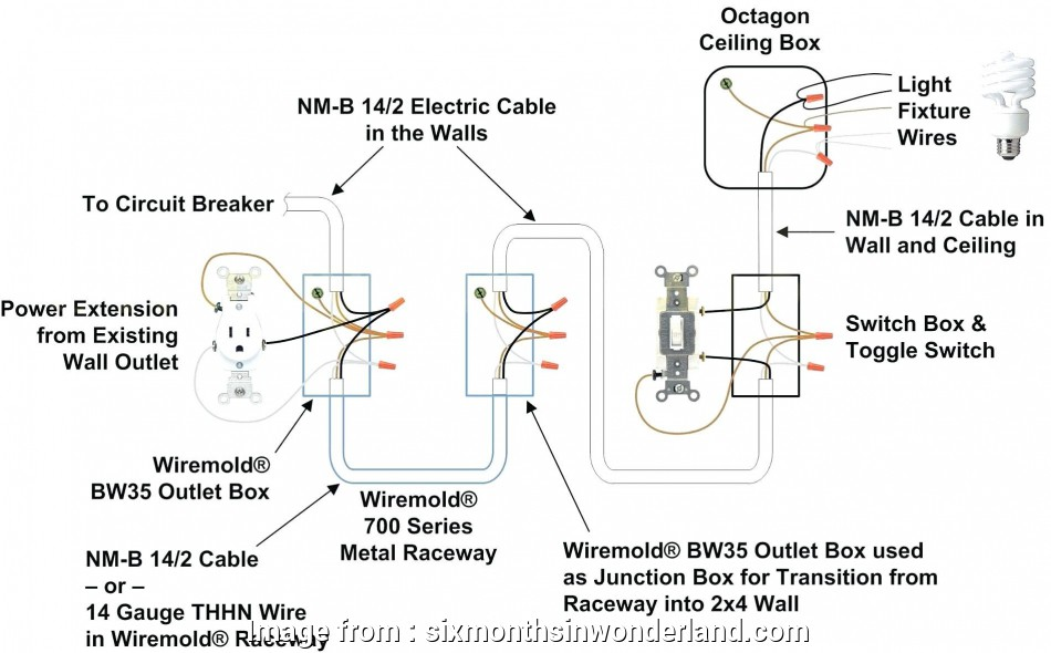 Wiring Diagram Of A Switched Outlet New Leviton Switch