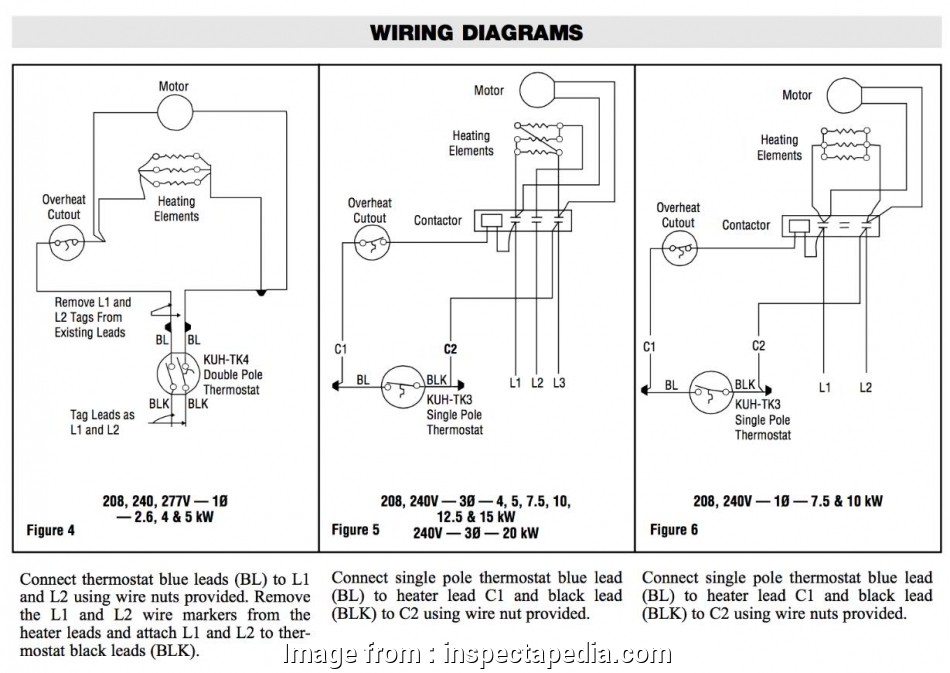 Wiring Diagram Of Thermostat Fantastic Chromalox