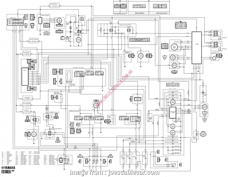 19 Popular Wiring Diagram Yamaha  135 Electrical Galleries