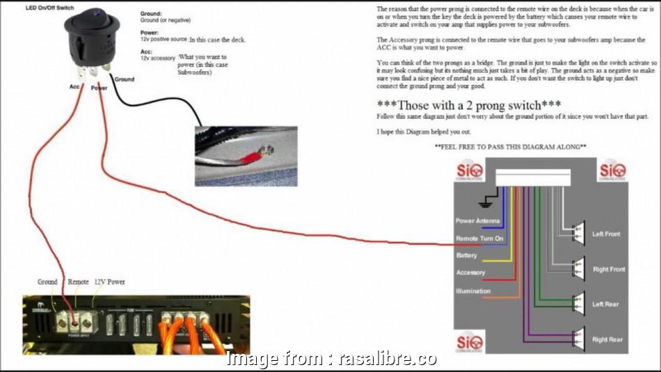 Wiring Kill Switch Race Car New Wiring Diagram  Subwoofer