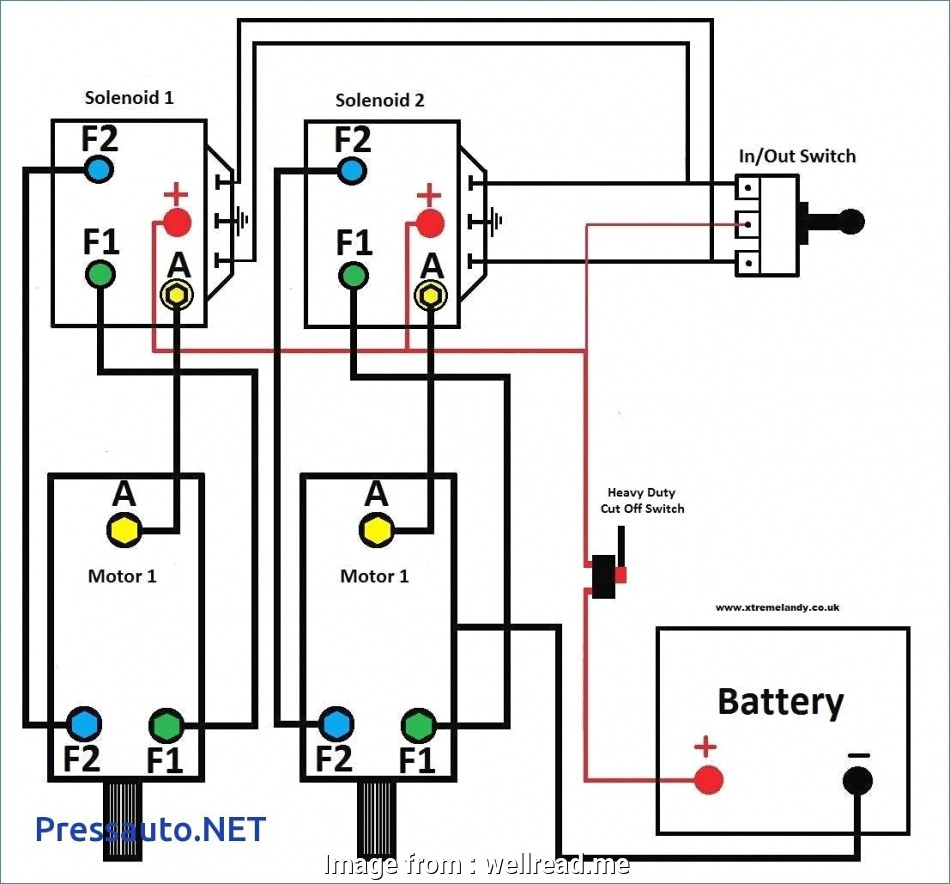 Warn Switch Wiring Diagram - Wiring Diagram Article on