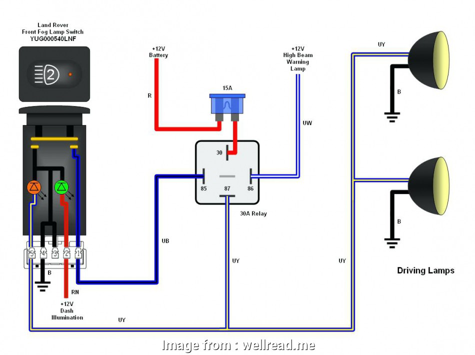 Wiring  Pole Switch Cleaver 12v 5  Relay Wiring Diagram