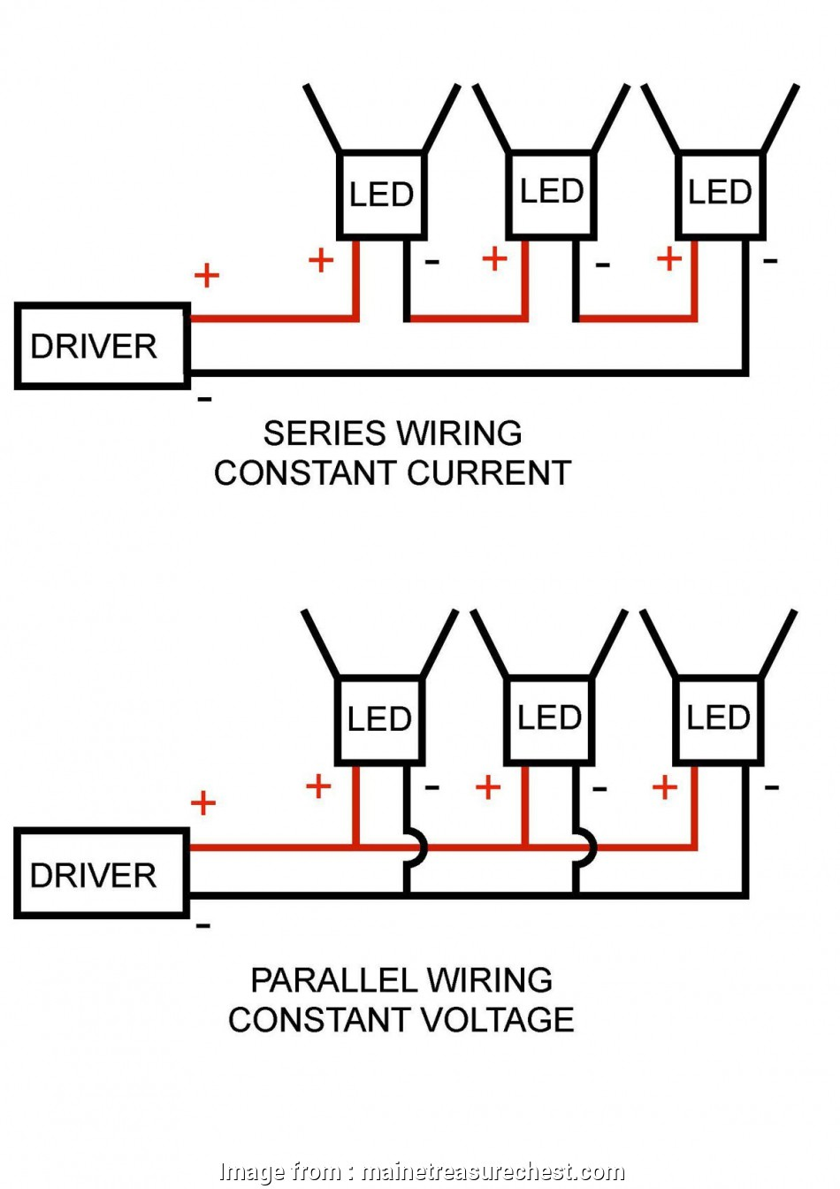 Wiring Recessed Lights Parallel Diagram Professional