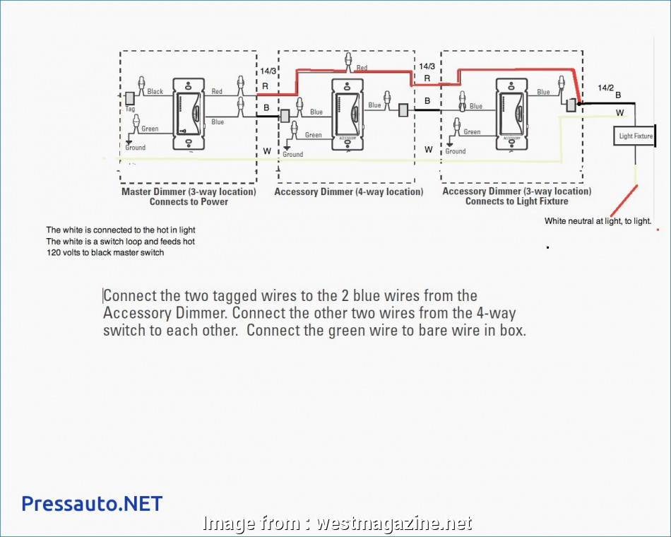 Wiring Three  Switch With 14