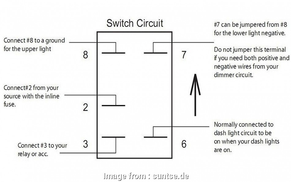 Wiring Toggle Switch In Car Professional Carling Toggle ...