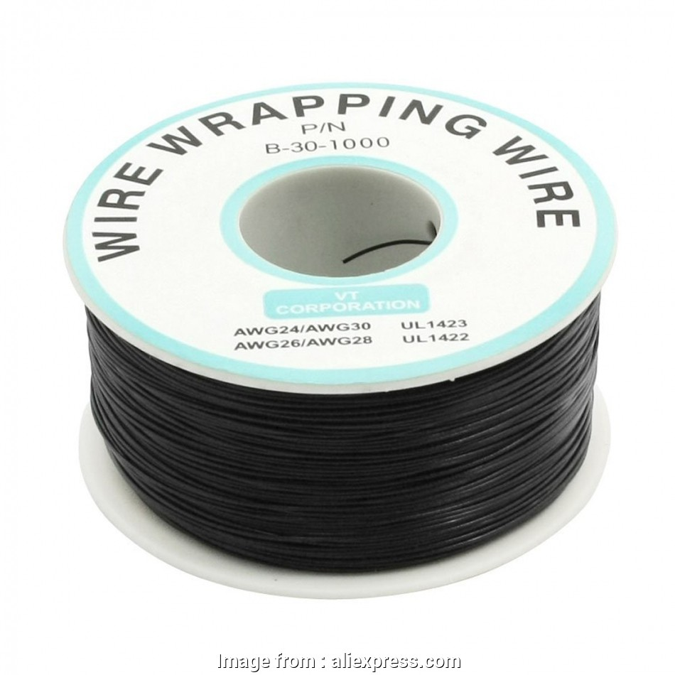 wrapping copper wire with electrical tape THGS-200M 30AWG, Plated Copper Wire Insulation Wrapping Cable Roll Black 9 Brilliant Wrapping Copper Wire With Electrical Tape Images