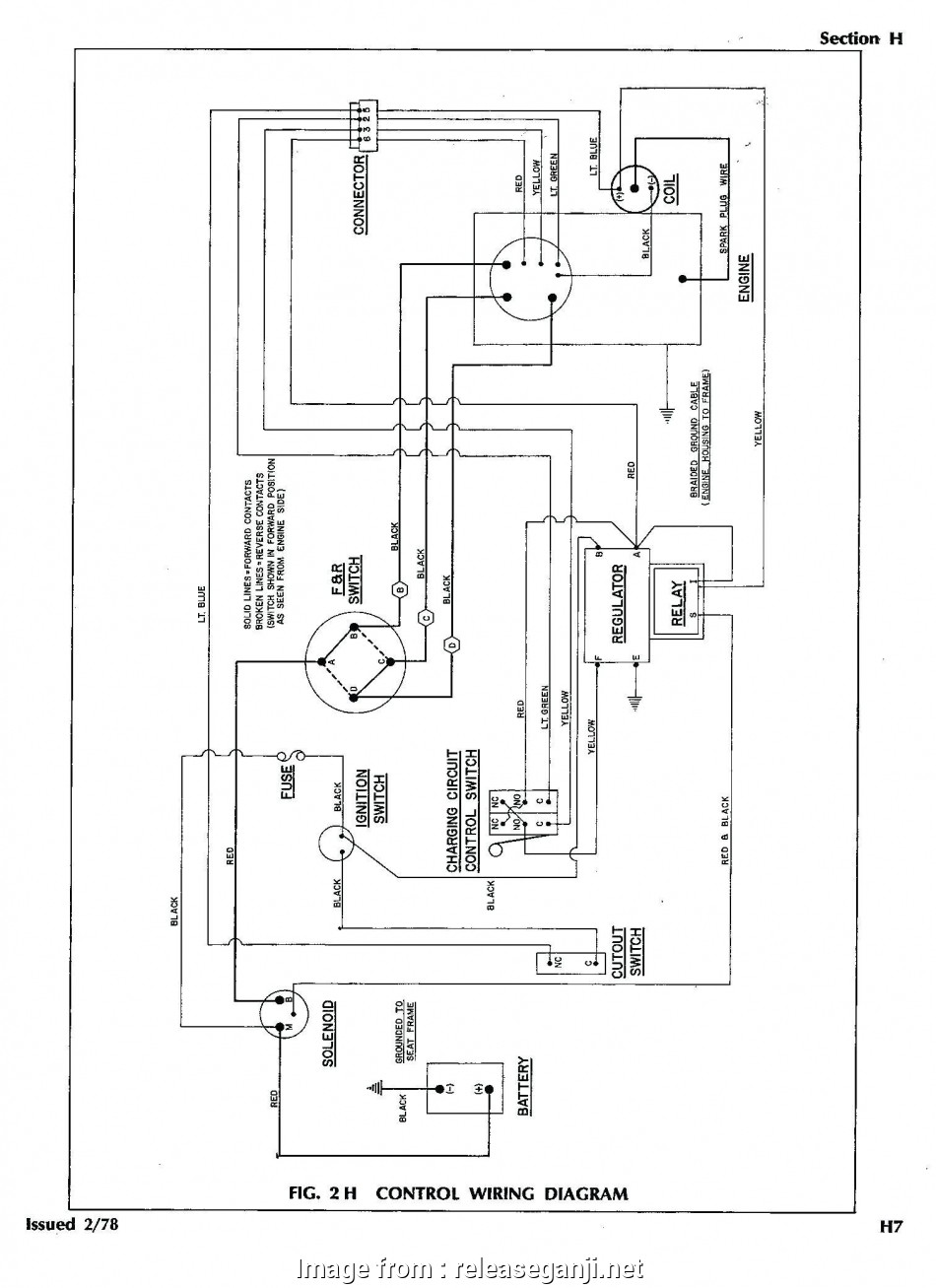 Yamaha Golf Cart Starter Wiring Diagram Nice Golf Cart