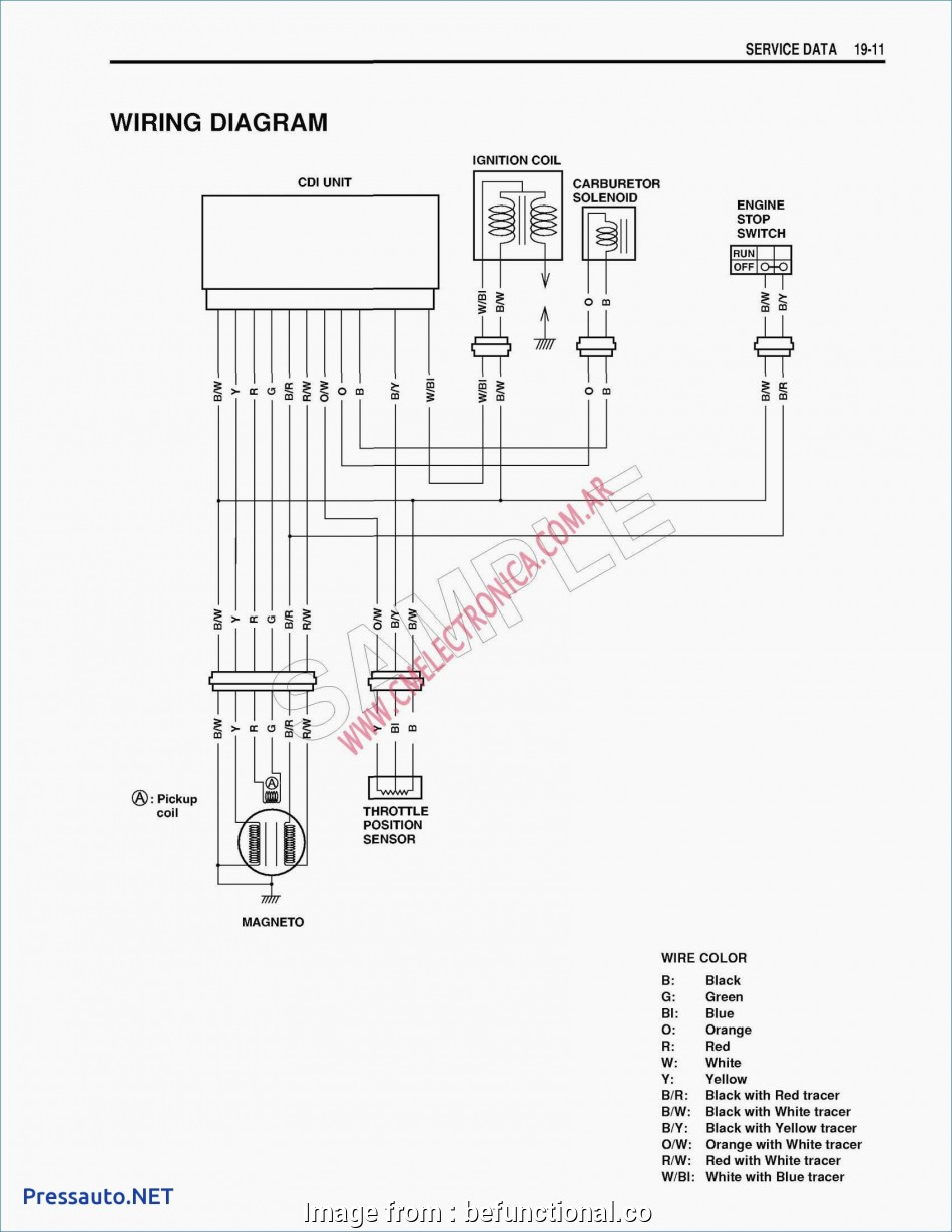 Yamaha  Sporty Electrical Wiring Diagram Best Wiring