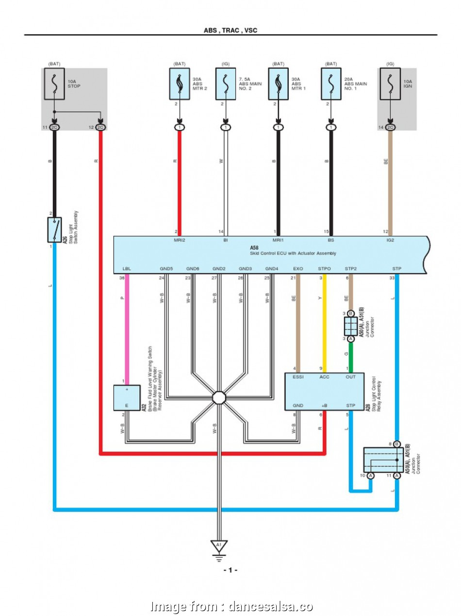 Yaris Electrical Wiring Diagram Practical Electrical