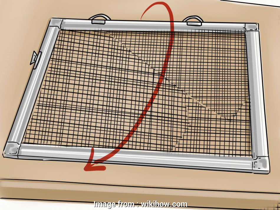 1 8 wire mesh screen How to Make a Window Screen: 11 Steps (with Pictures), wikiHow 1 8 Wire Mesh Screen Perfect How To Make A Window Screen: 11 Steps (With Pictures), WikiHow Pictures