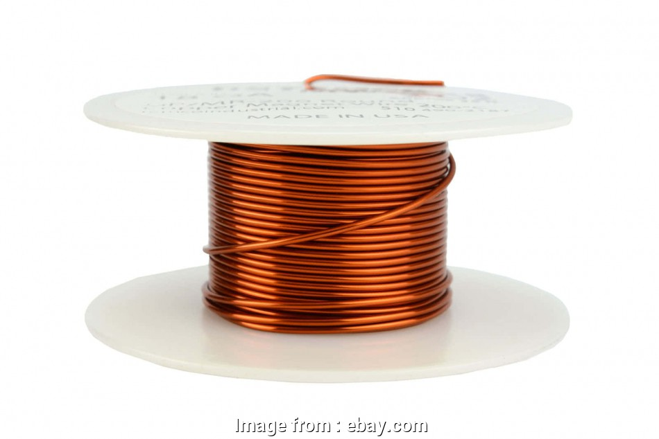 18 gauge magnet wire Temco Magnet Wire 18, Gauge Enameled Copper 200c, 25ft Coil WINDING 9 Professional 18 Gauge Magnet Wire Ideas
