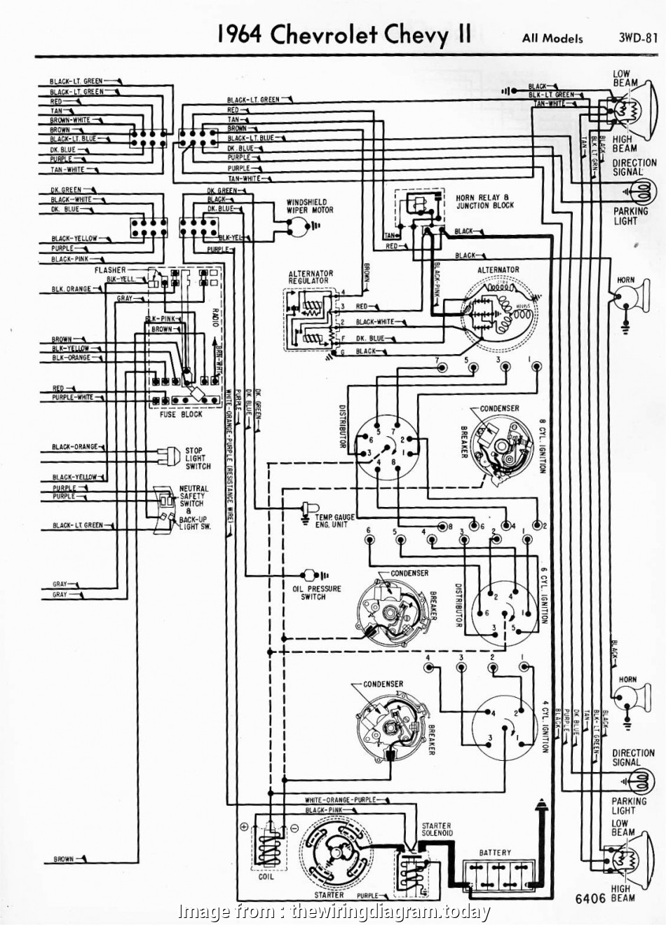 1974 Nova Starter Wiring Diagram Cleaver 1963 Chevy Nova