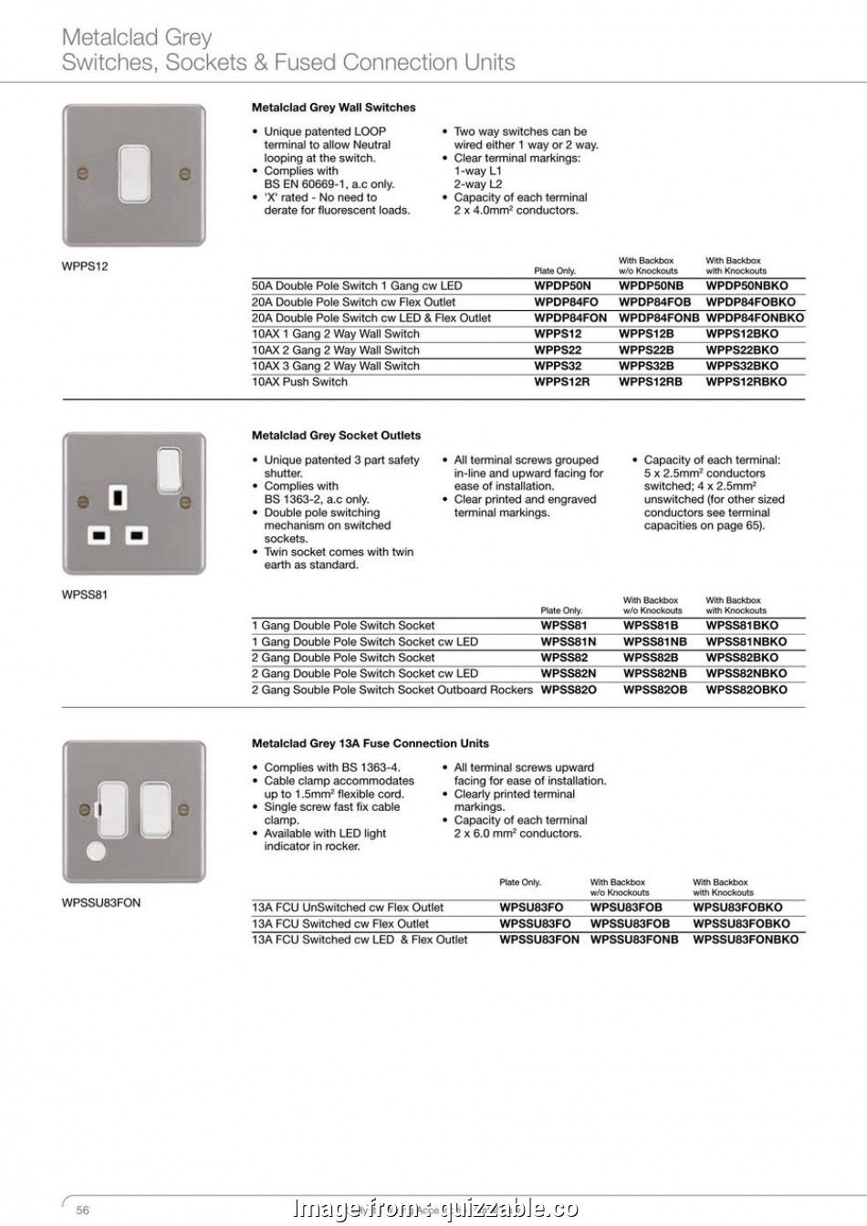 2 Gang 2  Switch Wiring Diagram Top Two  Switch Twin