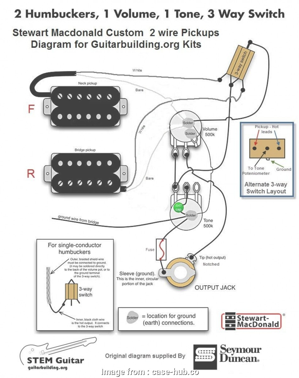 5 Way Switch Wiring Diagram For A Jackson Guitar from tonetastic.info