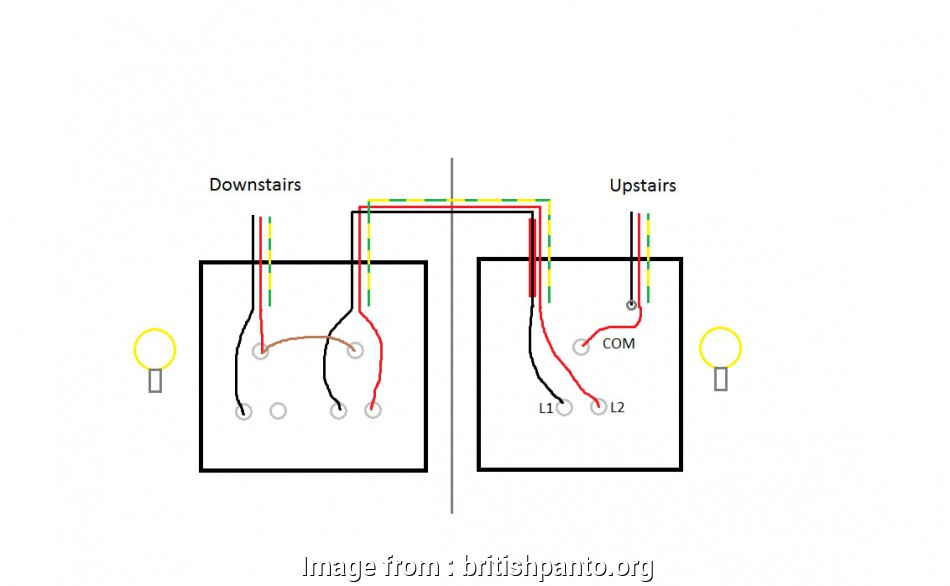 2  Switch Wiring Diagram Home Professional Electrical