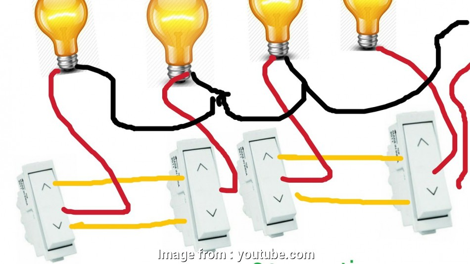 2  Switch Wiring Hindi Professional Two  Switch Connection