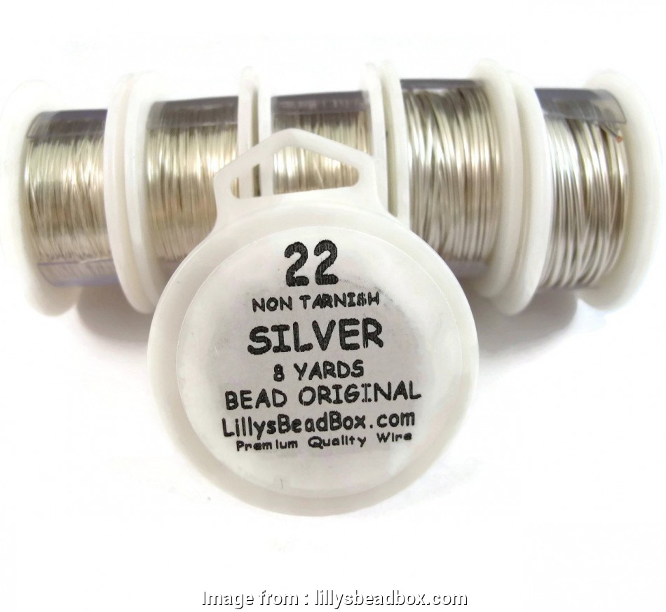 22 gauge beading wire Silver Plated Wire, 22 Gauge Wire, Making Jewlery,, Tarnish Wire, Wire Wrapping Supplies, Round Wire 13 Popular 22 Gauge Beading Wire Pictures