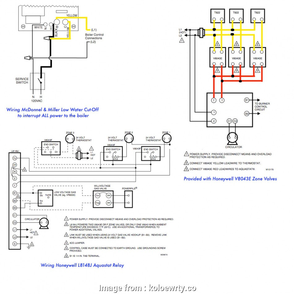24 Volt Thermostat Wiring Diagram Cleaver 2wire Honeywell