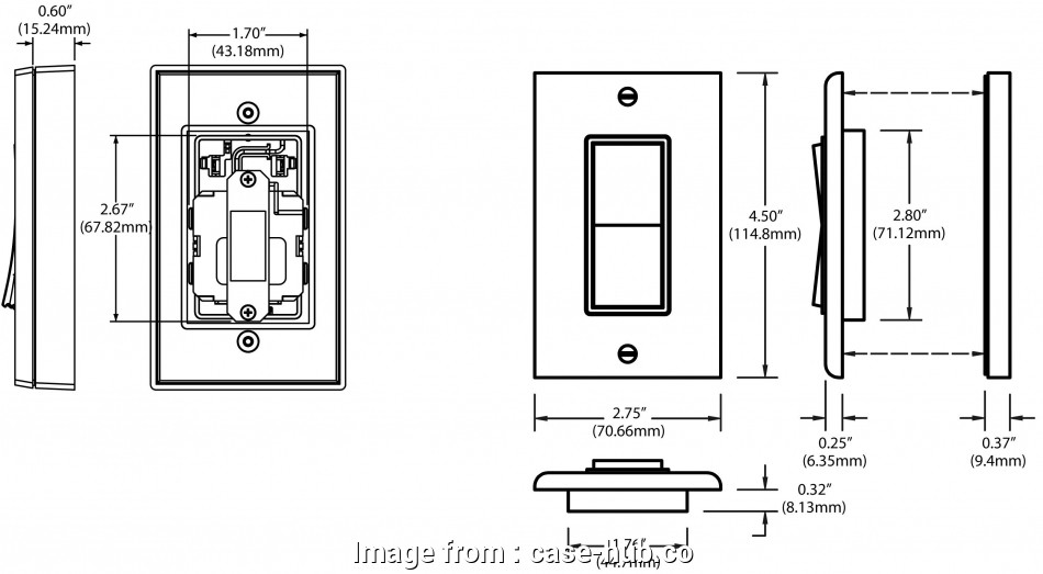 3  Light Switch Wiring Colors Best Lutron Dimmer Switch