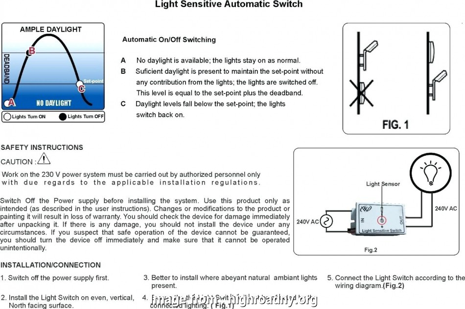 3  Motion Sensor Switch Wiring Diagram Most 3  Motion