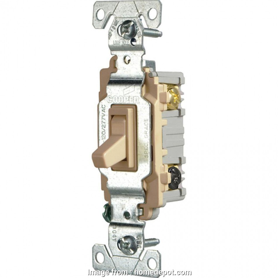3 way switch wiring commercial Eaton Commercial Grade 15, 3-Way Toggle Switch with Back, Side Wiring, Ivory 3, Switch Wiring Commercial Professional Eaton Commercial Grade 15, 3-Way Toggle Switch With Back, Side Wiring, Ivory Images