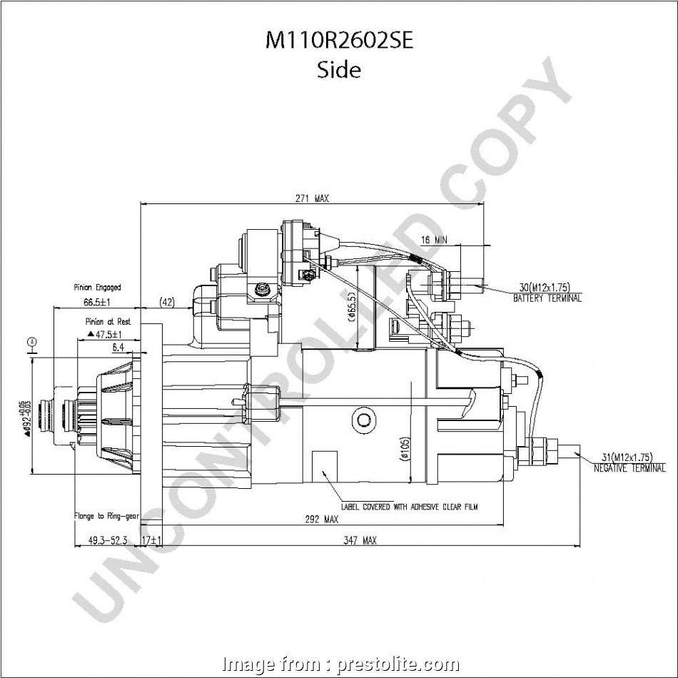 39mt Starter Wiring Diagram Nice M110r2602se Side  Drawing  Output Curve M110r2602se Output