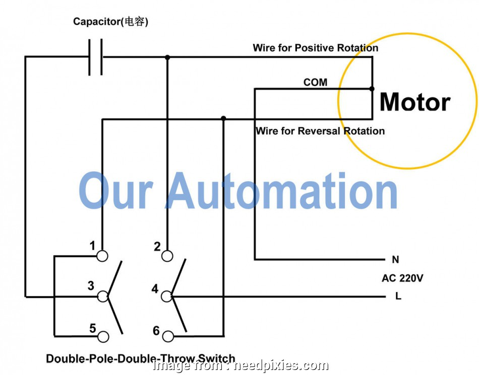4pdt Toggle Switch Wiring Diagram Creative How To Control
