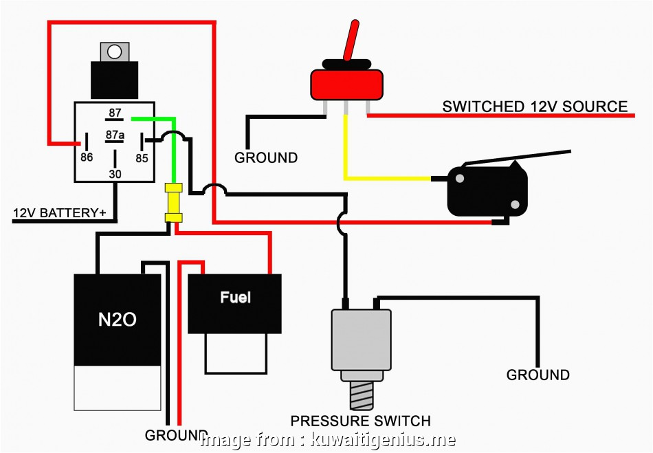 5  Toggle Switch Wiring Diagram Professional Wiring