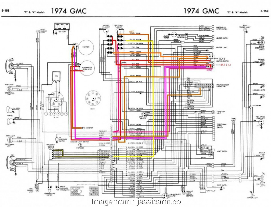 57 Chevy Light Switch Wiring Perfect Truck Wiring Diagram ...