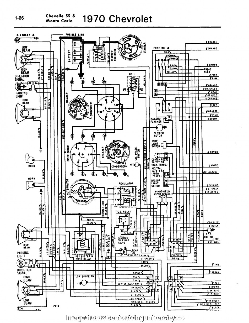 69 Camaro Starter Wiring Diagram Fantastic Alternator