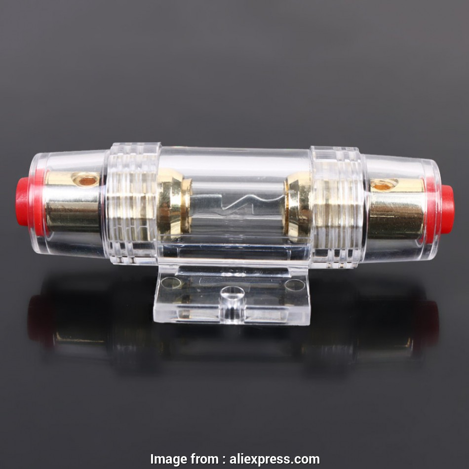 8 gauge wire amps 12v Car 8 Gauge, Fuse Holder With 30, In Line Glass Fuses 12, Wire In line Fuse Holder, Automobiles Replacement Parts-in Fuses from Automobiles 18 Popular 8 Gauge Wire Amps 12V Ideas