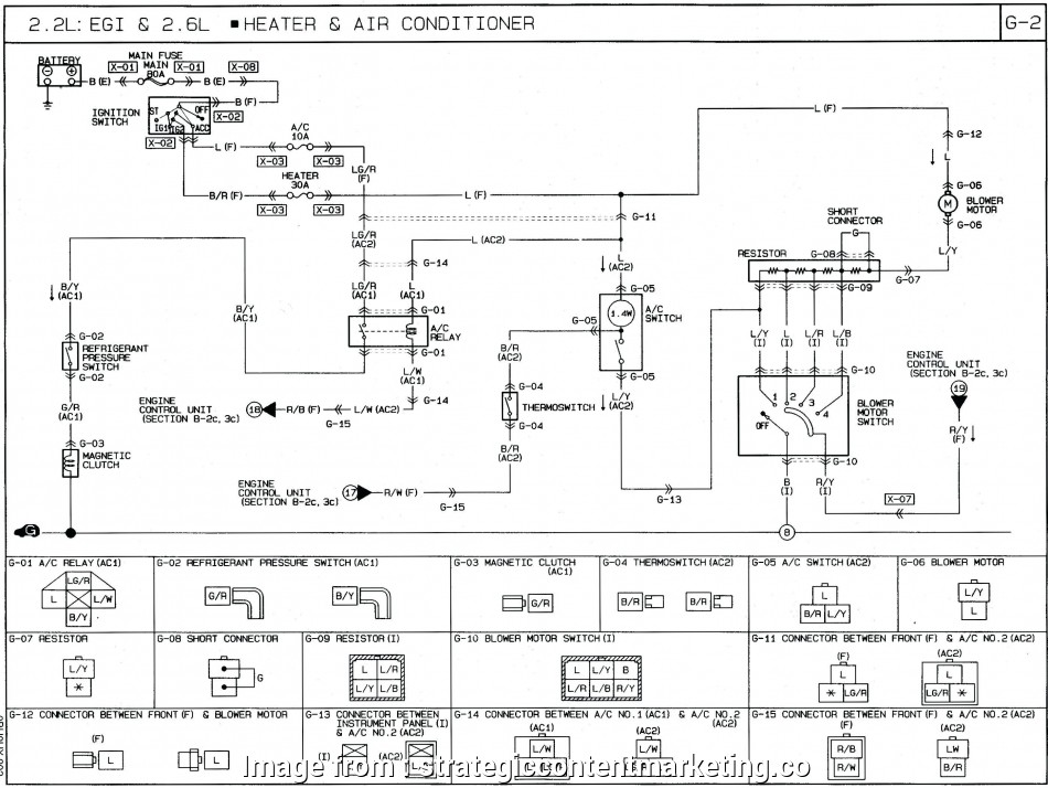 Air Conditioner Wiring Diagram Pdf New Car  Conditioning