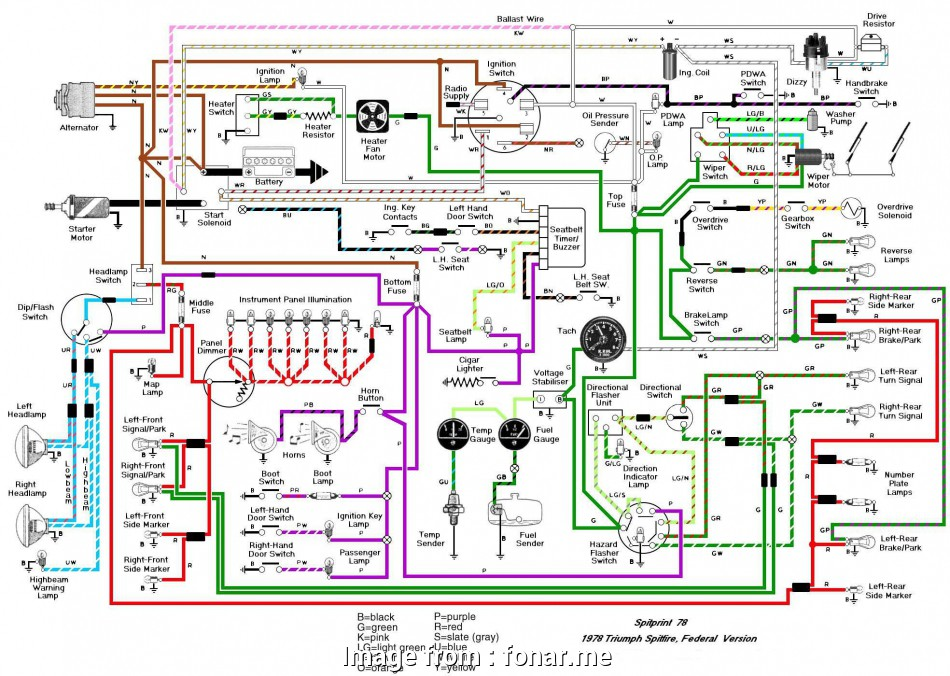 automotive electrical wiring diagram How To Read Automotive Wiring Diagrams Diagram,, fonar.me 15 Fantastic Automotive Electrical Wiring Diagram Photos