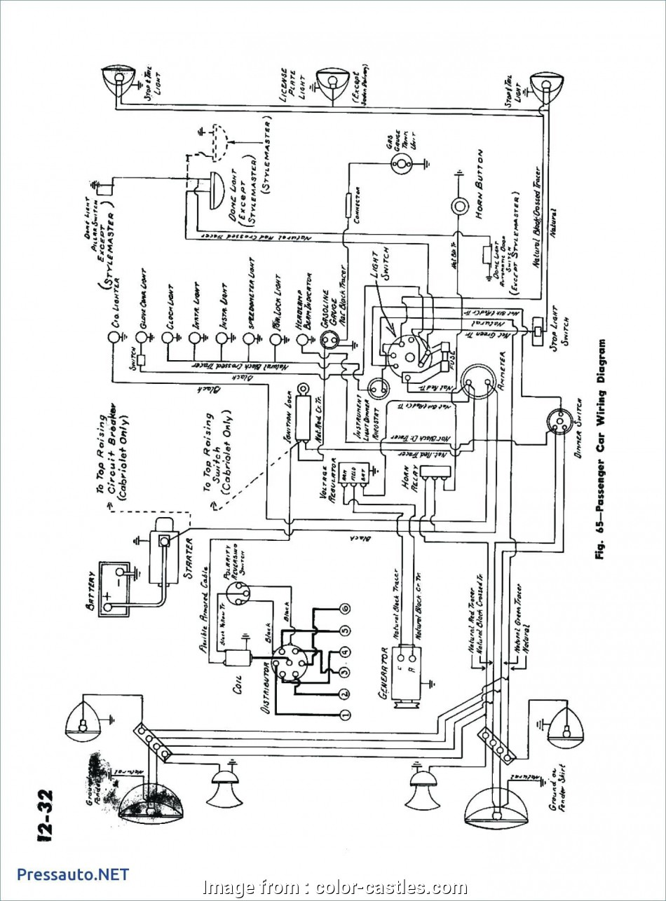 Automotive Electrical Wiring Diagram Brilliant Aircraft