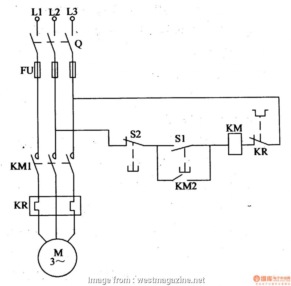 Basic Electrical Wiring  House Simple Start Stop Control Circuit Diagram  Basic Electrical