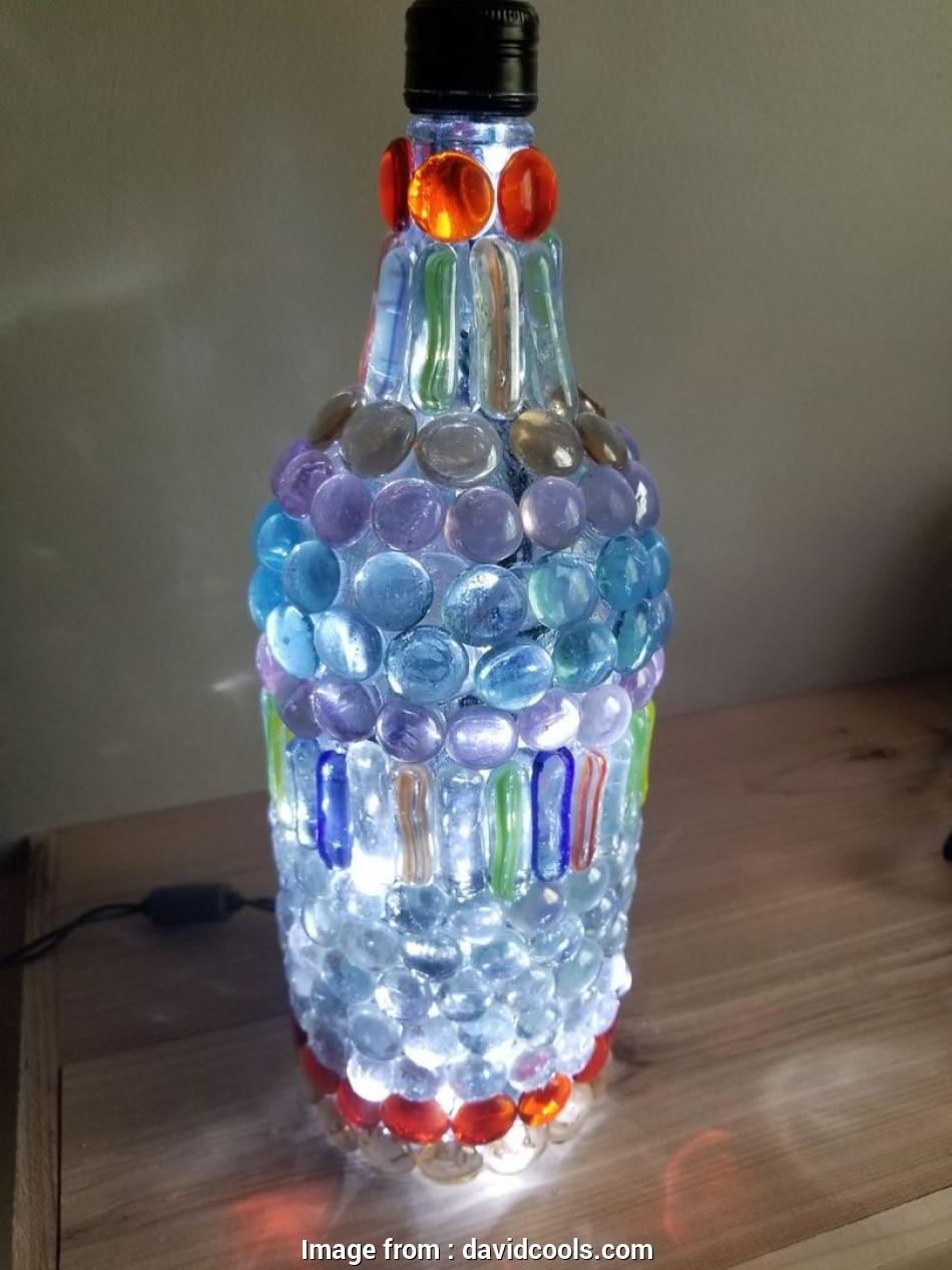 Blue Christmas Lights With White Wire Best     Bottle
