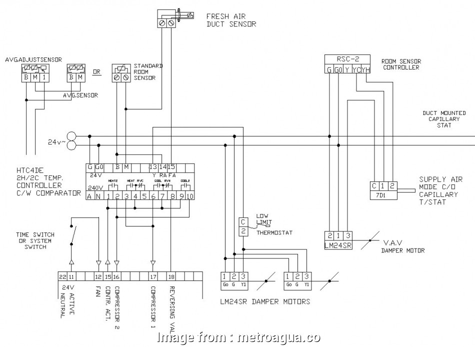Capillary Thermostat Wiring Diagram Professional Wiring