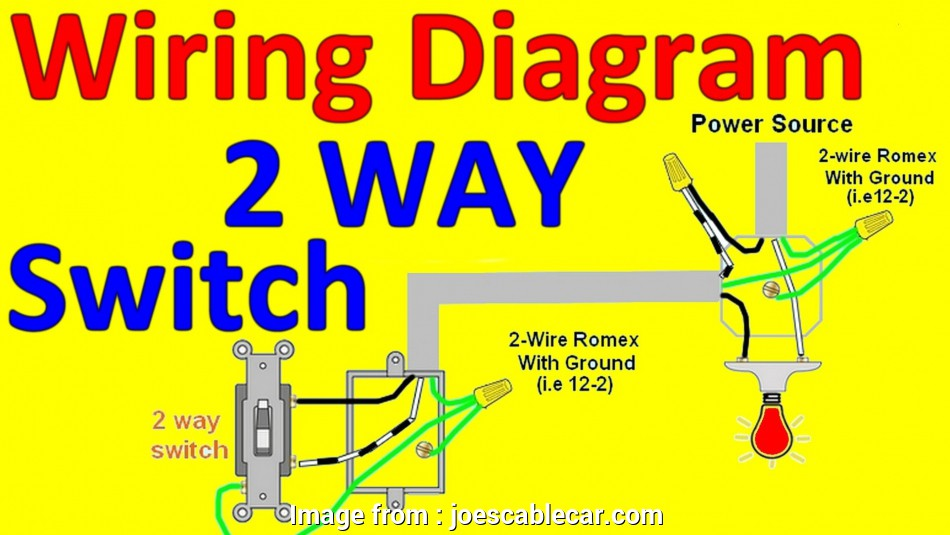 Double  Way Switch Wiring Cleaver Wiring Diagram Double
